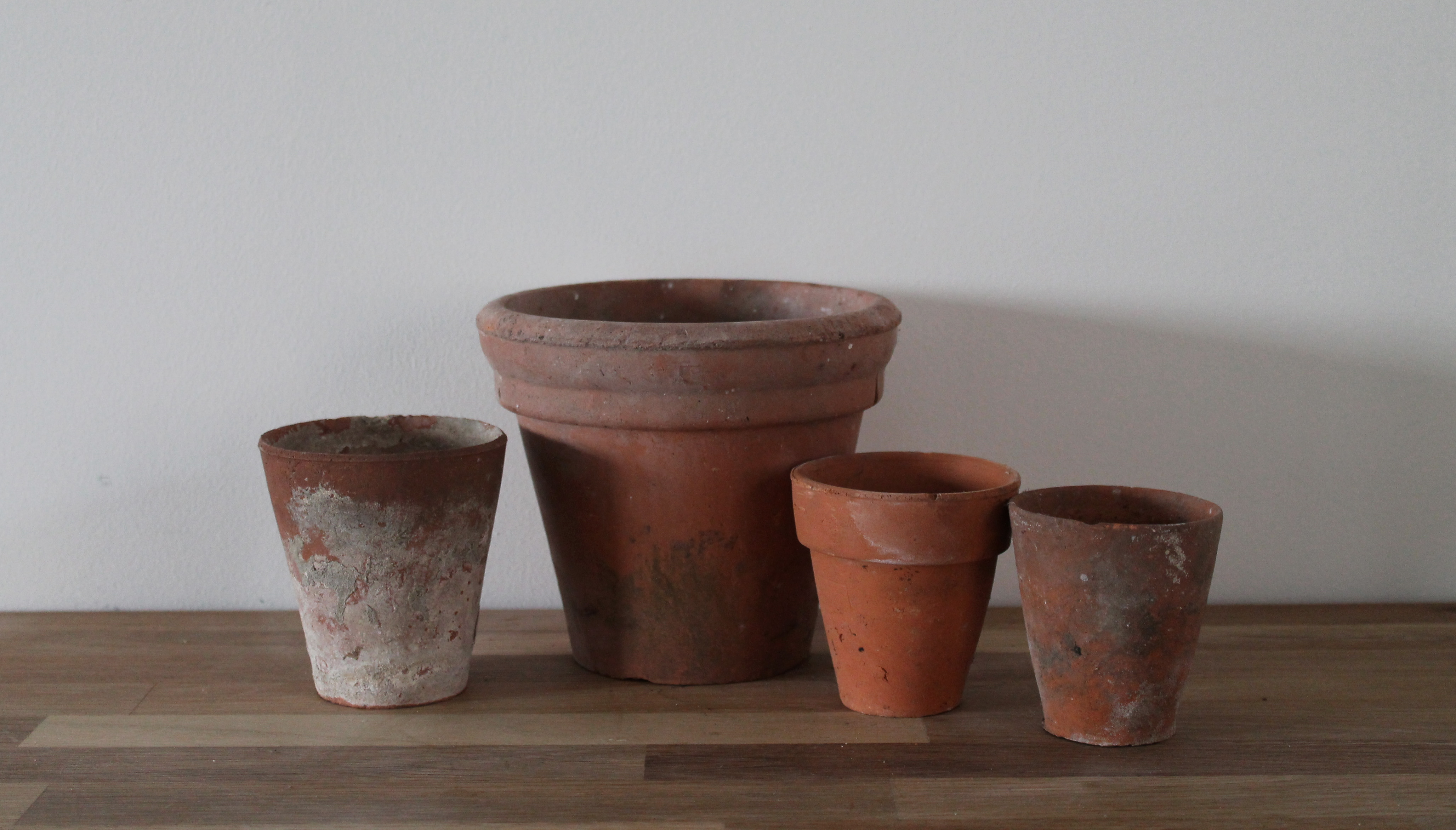 A guide to hanging centrepieces the little lending company for Terracotta works pots