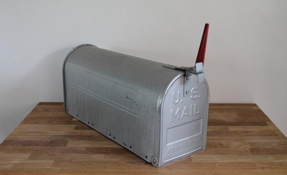 metal-wedding-postbox